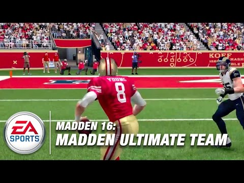 Steve Young 99 Rated! | Madden Ultimate Team | Madden NFL Live
