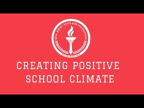 Creating Positive School Climate