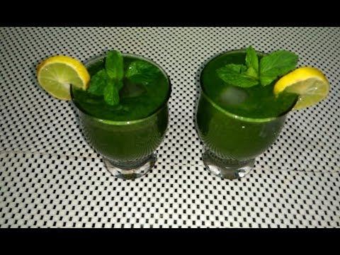 Pudina Lemon Soda | पुदीना लेमन सोडा | Summer Drink by Punjabi Cooking