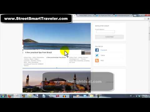 Find Cheap Airline Tickets for Mileage Runs and Elite Status