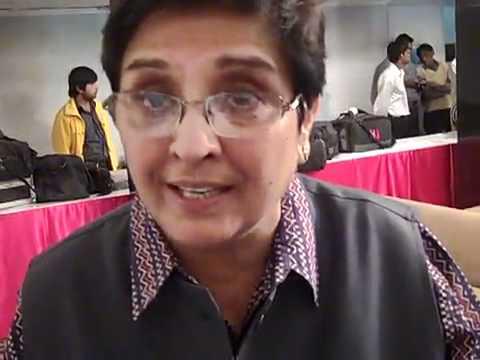 India Against Corruption with Dr Kiran Bedi-Jai Varun Giri