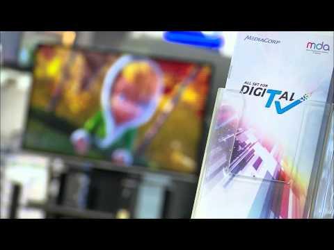Digital TV Singapore