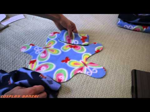 Sewing a Fleece Dog Coat