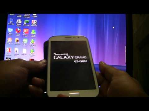 How to install Official jelly bean 4.1.2 galaxy Grand i9082