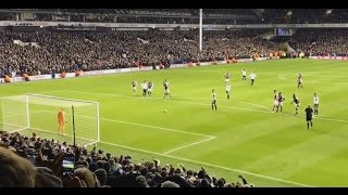 FT - Tottenham Hotspur 3-2 West Ham United | Last minute penalty from Harry Kane | Premier League |
