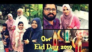 Our Eid Day 2019 I Mattees Five-star broast Powder I Sago rice carrot paysam I Chemmeen biriyani
