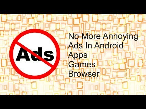Android Tutorial In Hindi : Stop Annoying ads in apps/games/Browser
