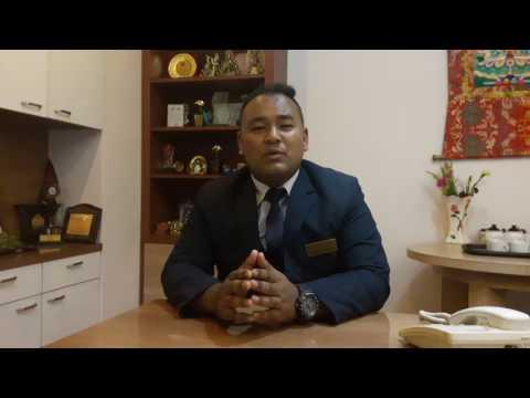 Roman Manandhar of Silver Mountain Shares his experience of his internship in Dubai.