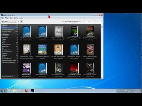 How to Install Kindle for PC