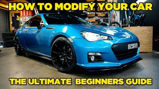 How To Modify Your Car   The Ultimate Beginners Guide
