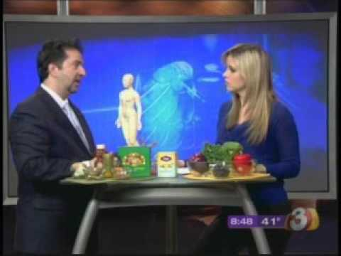 Dr. Ed Lamadrid shares tips to Build your immune system during flu season.