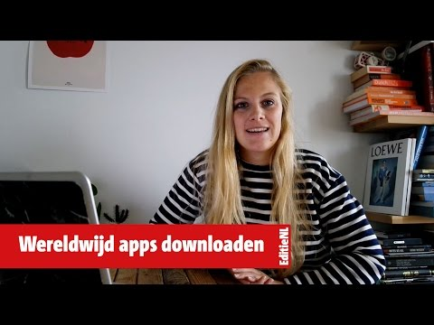 Zo download je apps uit een buitenlandse app store - EDITIE NL