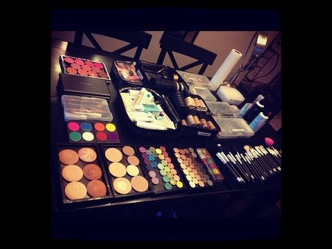 Updated Professional Freelance Makeup Artist Kit - Zuca