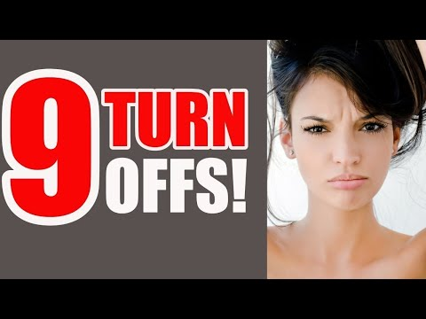 HOW TO TALK TO WOMEN | 9 COMMON PHRASES THAT MAKE YOU SOUND WEAK & TURN WOMEN OFF!