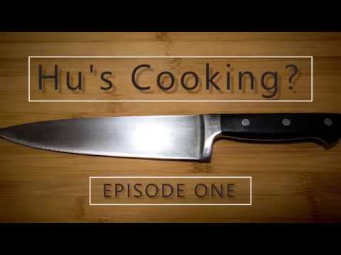 Hu's Cooking Episode ONE (Maple Soy Glazed Salmon)!!
