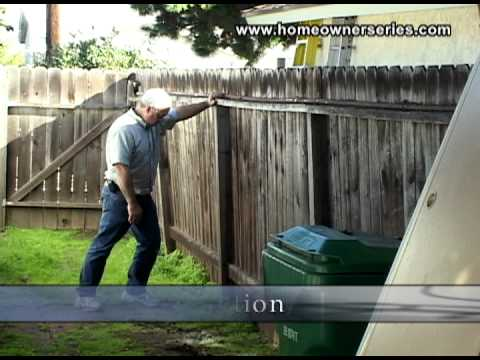Home Inspection - Outside Structures