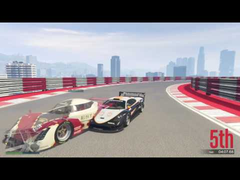 GTA 5 moments, I SUCK AT RACING !!