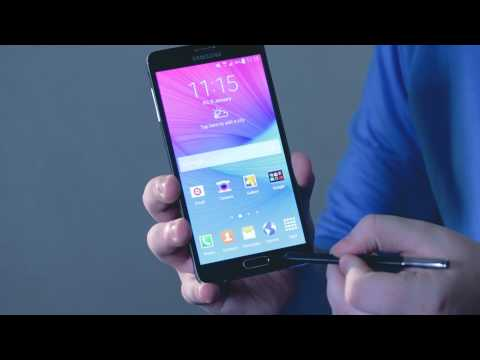 How to use the Samsung Galaxy Note 4 S Pen