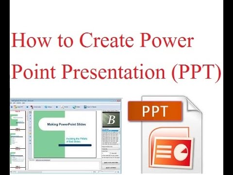 how to make powerpoint slides in HIndi | ppt कैसे बनायें। ppt kaise banaye