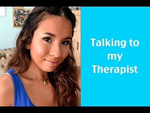 Telling Your Therapist Everything