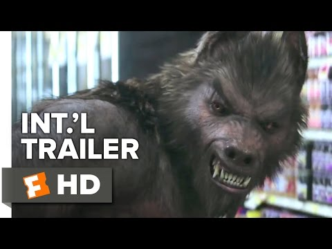 Goosebumps Official International Trailer 1 2015 - Jack Black, Amy Ryan Movie HD