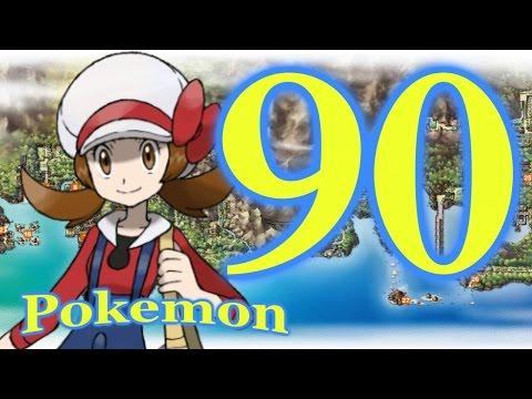 Pokemon Soul Silver Walkthrough Part 90 - DS - Blue Viridian City Gym Battle!