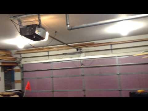 Stanley model 700 1/2 chain drive garage door opener