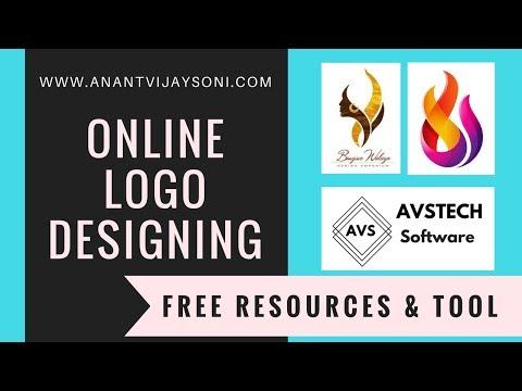100% Free Online LOGO Designing Tool & Resource.