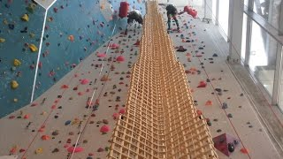 Record du monde de la plus haute tour KAPLA
