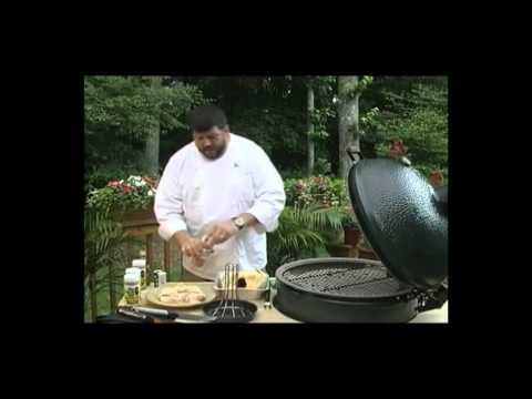 Kevin Rathbun - Chicken on the Big Green Egg