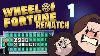 Wheel of Fortune REMATCH: Bankrupt - PART 1 - Game Grumps VS