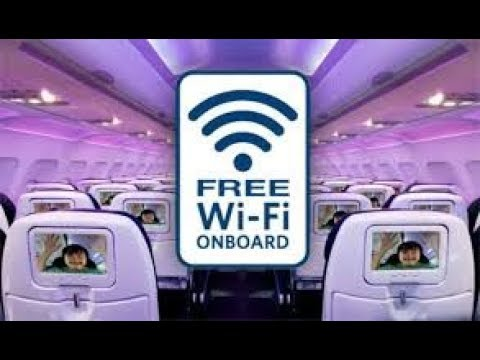 How to get Free WiFi on any Plane! (Travel Hack)