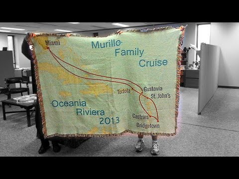 Woven Picture Blanket review