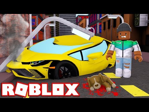 A SAD DOG STORY IN ROBLOX
