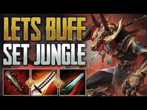 Xxx Mp4 THEY BUFFED HIM Set Jungle Gameplay SMITE Conquest 3gp Sex