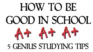 5 Genius Studying Tips! - How To Pass Exams Effortlessly