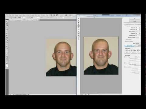 Photoshop Tutorial: How to make things bigger or smaller in Photoshop 2018