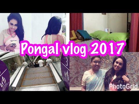 Pongal 2017 Vlog @ Phoenix Market City  Nivi Mudaliar  Indian Dreamer