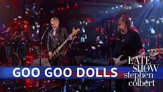 Goo Goo Dolls Perform