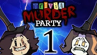 Trivia Murder Party: Life-Ending Trivia - PART 1 - Ghoul Grumps: Nightmare Before Xmas