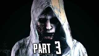 The Evil Within Walkthrough Gameplay Part 3 - Zombies (PS4)