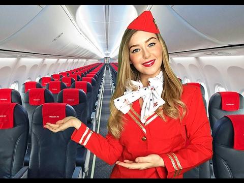 [ASMR] Flight Attendant Fear of Flying Roleplay