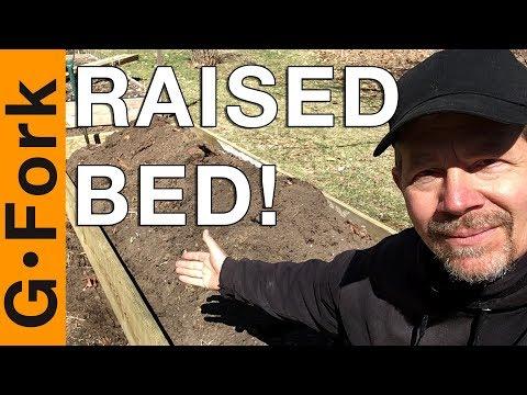 Doing A Raised Garden Bed Rebuild