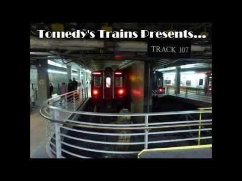 Metro-North Ride in New York City 5-26-16