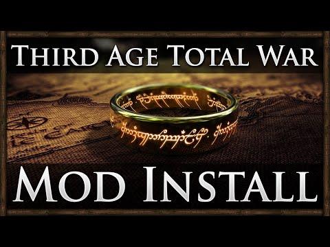 Third Age Total War - Mod Install [2016] + MoS & DaC!