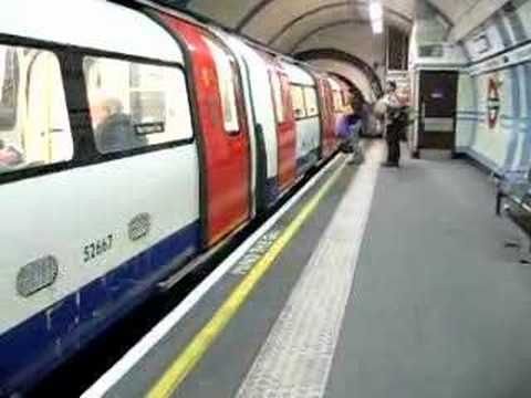 Northern Line at Camden Town
