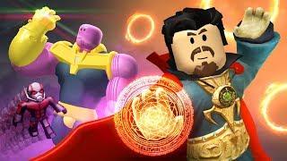 Download AVENGERS: ENDGAME UPDATE!! (Roblox Superhero Simulator) Video