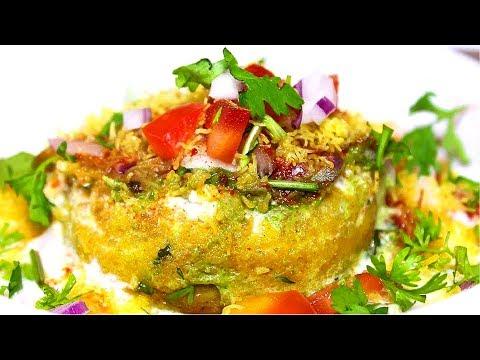 Aloo Tikki Chaat Recipe | Street Style Aloo Tikki | Kanak's Kitchen