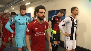Manchester City vs Liverpool | PES 2018 Gameplay PC