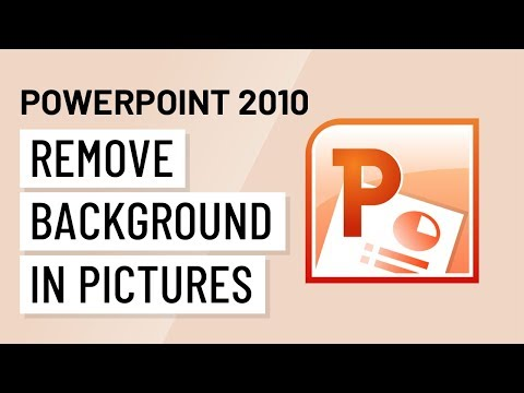 PowerPoint 2010: Removing the Background in Pictures